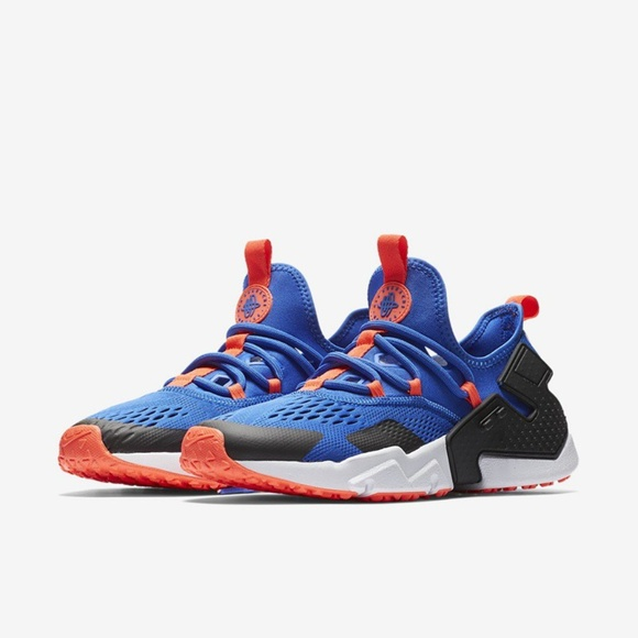 0f161338f766c Nike Air Huarache Drift Racer Blue Mens Size 9-12